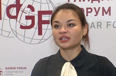 Ксения Шойгу пробежит полумарафон «ЗаБег» во Владивостоке