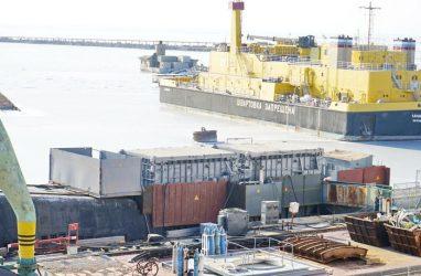 Дальневосточный завод «Звезда» выделил 83,5 млн рублей на захоронение-передачу на долговременное хранение радиоактивных отходов