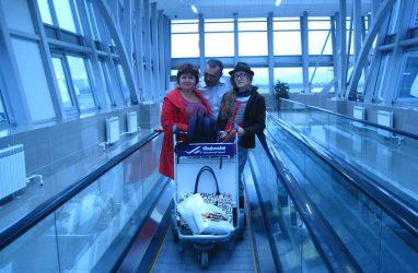 В январе-сентябре 2019 года аэропорт Владивосток увеличил пассажиропоток на 18%