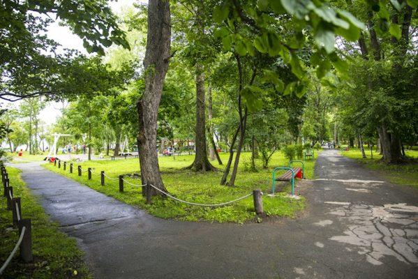 Парк имени Лазо