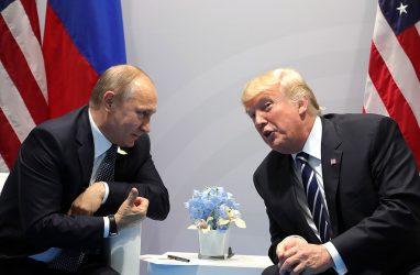 Путин и Трамп обсудили то, что происходило во Владивостоке