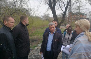 Во Владивостоке прошло очередное совещание, посвящённое строительству моста через Вторую Речку