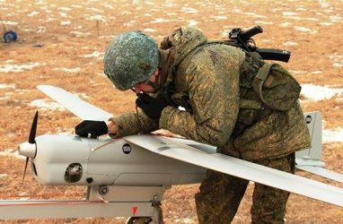 Природные пожары в Приморье будут искать с помощью военных дронов