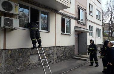 Во Владивостоке из-за кастрюли чуть не сгорела вся квартира