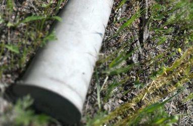 Опасный боеприпас нашли в Приморье