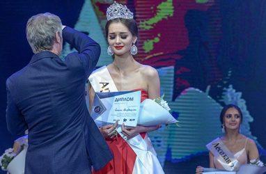 Самая красивая девушка Дальнего Востока получила 800 тысяч рублей