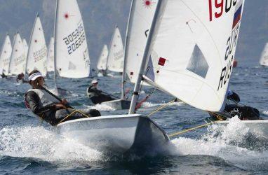 «Весенние паруса Таганрога» принесли юным приморским яхтсменам четыре медали