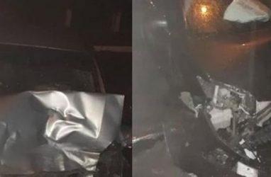 В Приморье пьяная автомобилистка с ребёнком устроила серьёзное ДТП