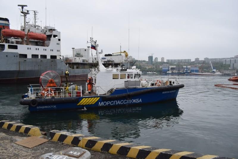 Морская спасательная служба, Морспасслужба. Фото с сайта Морспасслужбы
