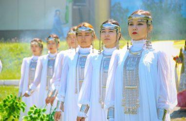 Якутский национальный праздник Ысыах отметят на острове Русский