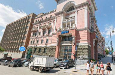 На ремонт бывшего корпуса ТГЭУ в центре Владивостока выделили ещё 175 млн рублей