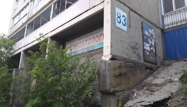 Особенности конструкции 83-ого дома