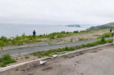 На благоустройство видовой площадки на Тихой во Владивостоке выделили более 11 млн рублей