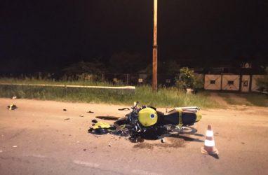 С начала 2019 года на дорогах Приморья погибли восемь мотоциклистов