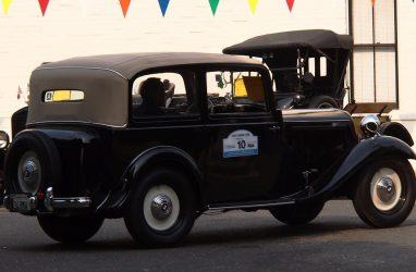 Автомобиль BMW 1935 года выпуска восстановят в Приморье