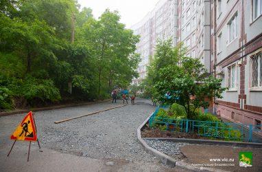 В Приморье нуждаются в благоустройстве около 7500 дворов — власти