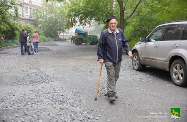 Во Владивостоке выберут территории для первоочередного благоустройства в 2020 году