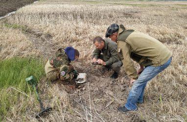 Место гибели бомбардировщика обнаружили в Приморье