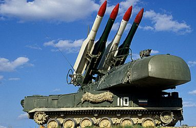 В Приморье подняли по тревоге расчёты зенитно-ракетных «Буков»