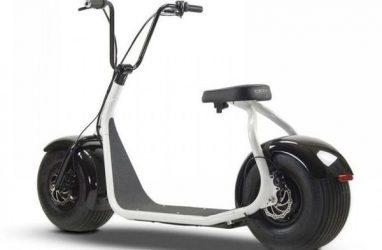 Что лучше: электросамокат CityCoco или бензиновый скутер