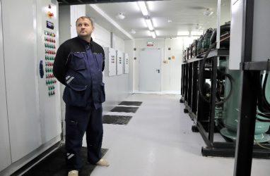 В Приморье в строительство хладокомбината вложили 450 млн рублей