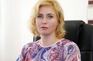 Первым заместителем главы администрации Владивостока стала Наталья Соколова