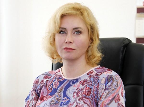 Наталья Соколова. Фото: Анастасия Котлярова, пресс-служба мэрии Владивостока