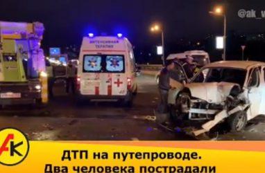 Шокирующее ДТП во Владивостоке: водитель вылетел из машины на дорогу — видео