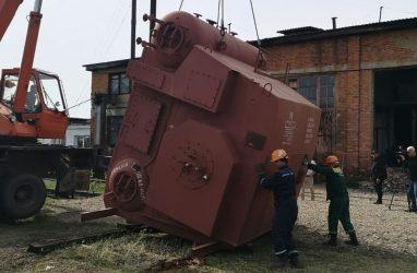 Примтеплоэнерго направило на ремонтную программу почти полмиллиарда рублей