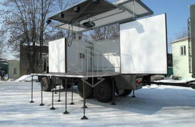 Клуб на колёсах на базе КамАза купят местные власти в Приморье