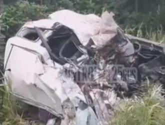 Шесть человек погибло в страшном ДТП в Приморье