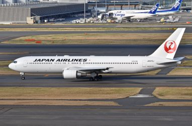 Japan Airlines будет летать из Владивостока в Токио ежедневно