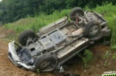 В Приморье мойщик разбил чужую машину в попытке доехать до казино