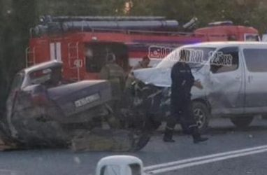 Женщина погибла в жутком ДТП в Приморье