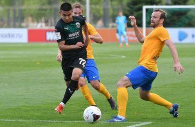 Футболисты «Луча» вырвали победу в гостевом матче с «Краснодаром-2»