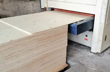 Из низкосортной древесины в Приморье стали выпускать плиты и фанеру