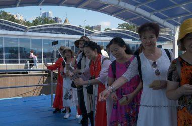 Новый терминал для морских пассажирских перевозок открыли в центре Владивостока