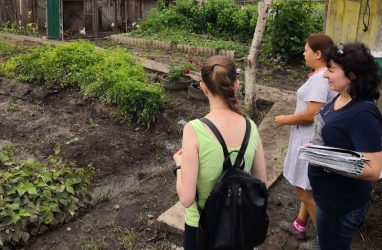 В результате прохождения тайфуна «Кроса» в Приморье подтопило более 20 тысяч га сельхозугодий