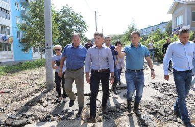 Из Владивостока в Безверхово организуют временную паромную переправу