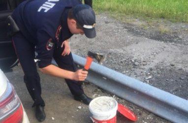 В Тюменской области поймали приморца с наркотиками в банках из-под шпатлёвки