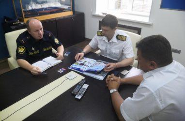 Продукцию для Морского государственного университета предложили поставлять из тюрем