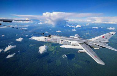 Экипажи самолётов-разведчиков из Приморья искали «врага» в Охотском море