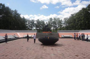 На ремонт воинского мемориала в Приморье выделили свыше 19 млн рублей