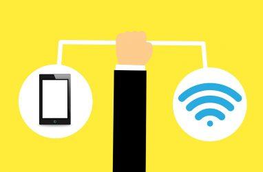 Wi-Fi-роутер попытались перебросить в одну из колоний Приморья