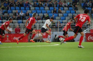 Футболисты из Приморья выступят на финальном этапе всероссийского турнира «Кожаный мяч – Кубок Coca-Cola»