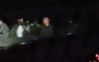 Рыбаки из КНДР покинули судно и высадились на берег в Приморье — очевидцы