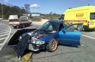 Водитель «Кресты», который ехал на дрифт-шоу в Приморье, скончался в больнице