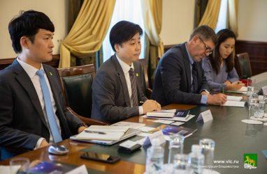 Корейская компания планирует открыть производство «умного» дорожного покрытия в Приморье