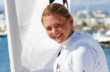 Приморская яхтсменка выиграла чемпионат России