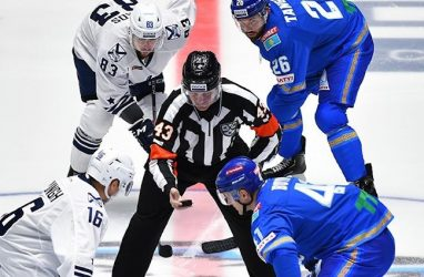 Хоккеисты «Адмирала» прервали свою победную серию